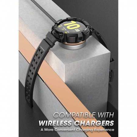 Husa si curea Supcase Unicorn Beetle Pro Samsung Galaxy Watch Active 2 44mm [4]
