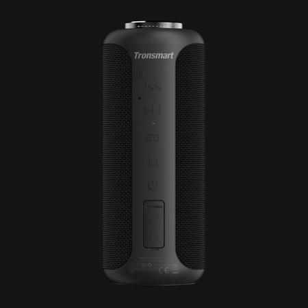 Boxa portabila Tronsmart T6 Plus Upgraded, Bluetooth 5.0, IPX 6, baterie 6600 mAh, functie de baterie externa, 40W [3]