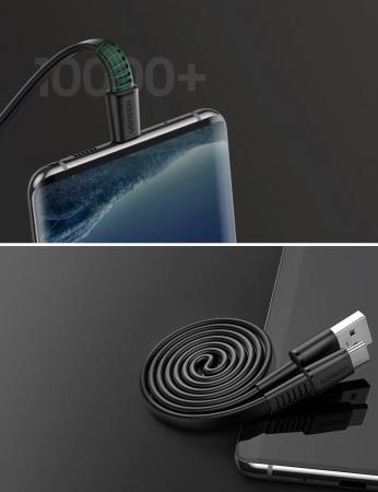 Cablu date/incarcare Ugreen USB type C QC 3.0 3A 1m [2]