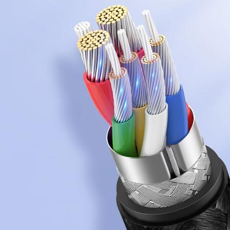 Cablu Ugreen type C - type C gri [4]