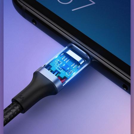 Cablu Ugreen type C - type C gri [5]
