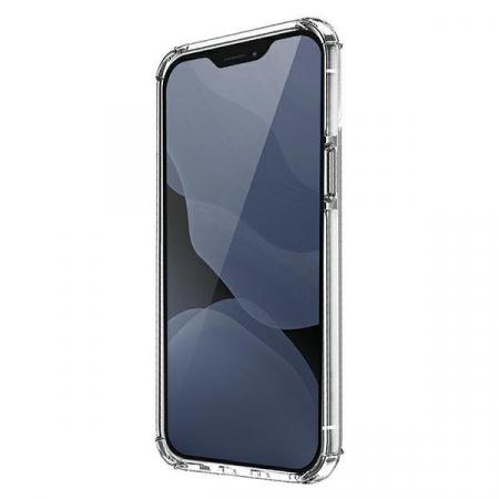 Husa UNIQ Combat iPhone 12 /  12 Pro transparent2