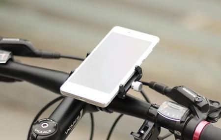Suport bicicleta Wozinsky pentru telefon cu prindere pe ghidon [4]