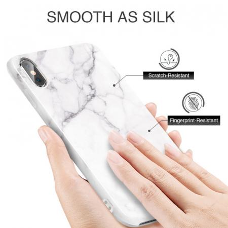 Husa ESR Mimic Marble IPhone XS Max [4]