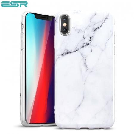 Husa ESR Mimic Marble IPhone XS Max [9]