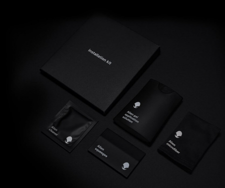Folie Alien Surface IPhone 12 Pro Max [1]