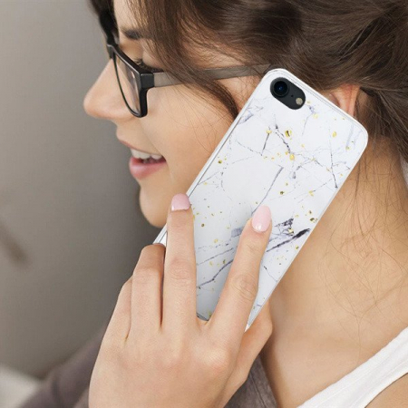 Husa Forcell MARBLE Case for SAMSUNG GALAXY A10 DESIGN 10