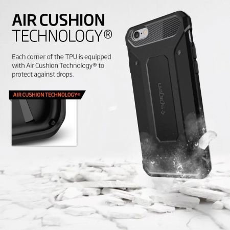 Husa Spigen Rugged Capsule Iphone 6/6S Plus1
