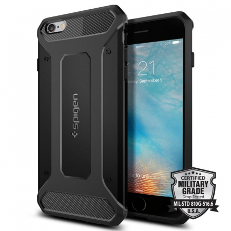HUSA APPLE IPHONE 6/6S SPIGEN RUGGED CAPSULE0