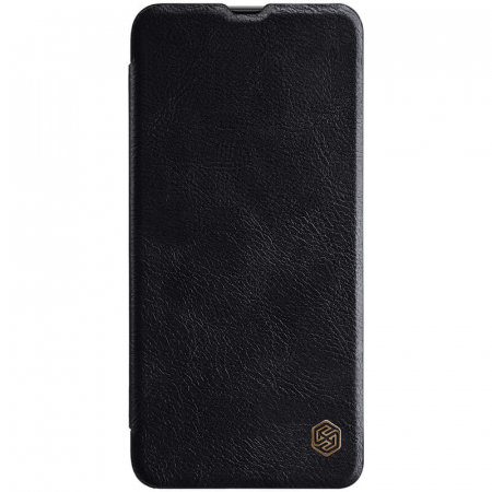 HUSA NILLKIN QIN LEATHER SAMSUNG GALAXY A70 BLACK0