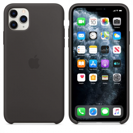 'Husa Silicone Case Apple IPhone 11 Pro Max' [1]