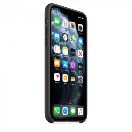 'Husa Silicone Case Apple IPhone 11 Pro Max' [2]