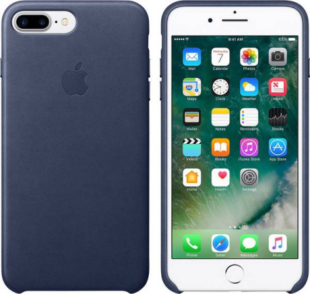 HUSA PIELE APPLE IPHONE 7/8 PLUS MIDNIGHT BLUE0