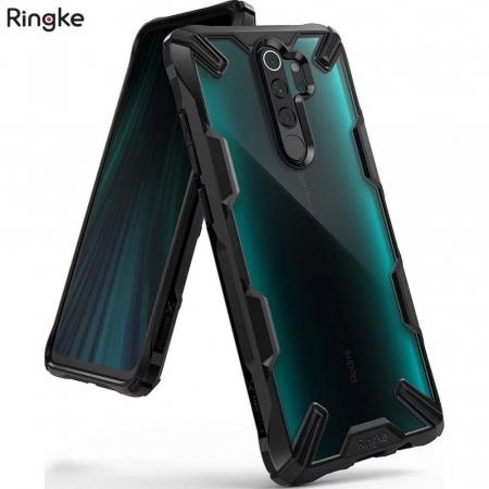 Husa Ringke Fusion Xiaomi Redmi Note 8 Pro1