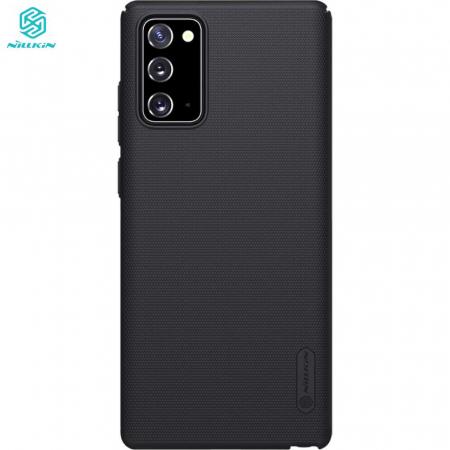 Husa Samsung Galaxy Note 20 - Nillkin Super Frosted Shield Black1