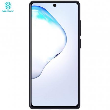 Husa Samsung Galaxy Note 20 - Nillkin Super Frosted Shield Black2