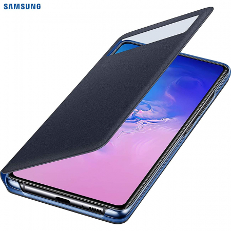 Husa S View Wallet Cover Samsung Galaxy S10 Lite [2]