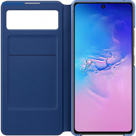 Husa S View Wallet Cover Samsung Galaxy S10 Lite [3]