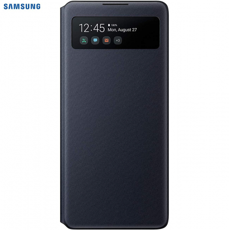 Husa S View Wallet Cover Samsung Galaxy S10 Lite [0]