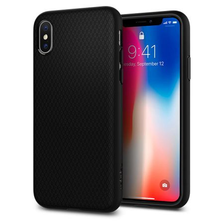 Husa Spigen Liquid Air IPhone X3