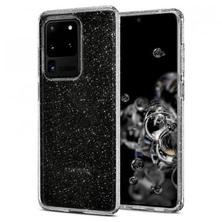 Husa Spigen Liquid Crystal Glitter Samsung Galaxy S20 Ultra1