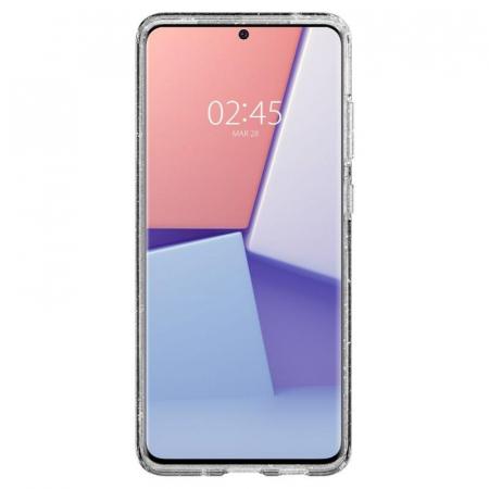 Husa Spigen Liquid Crystal Glitter Samsung Galaxy S20 Ultra6