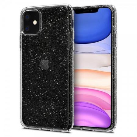 Husa Spigen Liquid Crystal IPhone 11 Glitter1