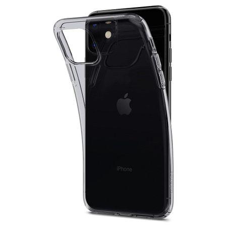 Husa Spigen Liquid Crystal IPhone 11 Pro Max2