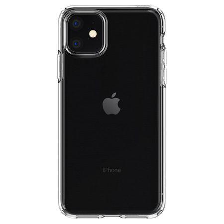 Husa Spigen Liquid Crystal IPhone 11 Pro Max0