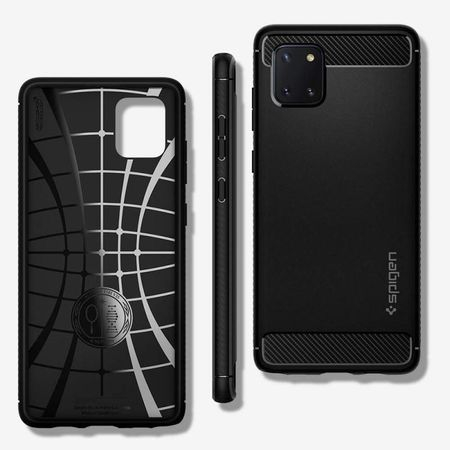 Husa Spigen Rugged Armor Samsung Galaxy Note 10 Lite1