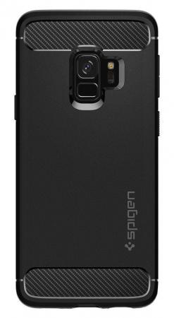 Husa Spigen Rugged Armor Samsung Galaxy S9 [0]