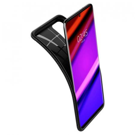 Husa Spigen Rugged Armor Samsung Galaxy S20 Plus5