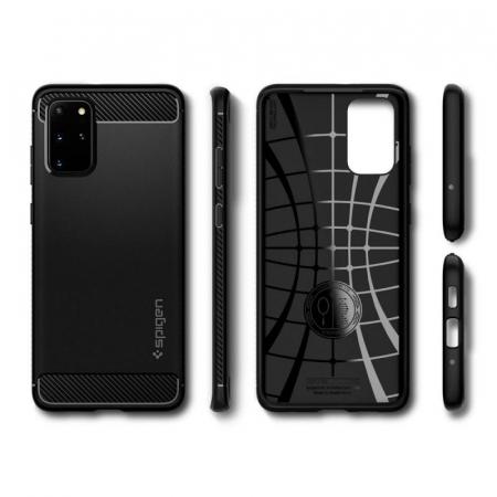 Husa Spigen Rugged Armor Samsung Galaxy S20 Plus3