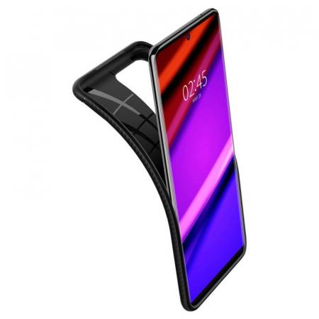 Husa Spigen Rugged Armor Samsung Galaxy S20 Ultra5
