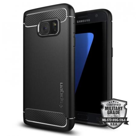 Husa Spigen Rugged Armor Samsung Galaxy S7 [0]
