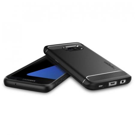 Husa Spigen Rugged Armor Samsung Galaxy S7 [6]