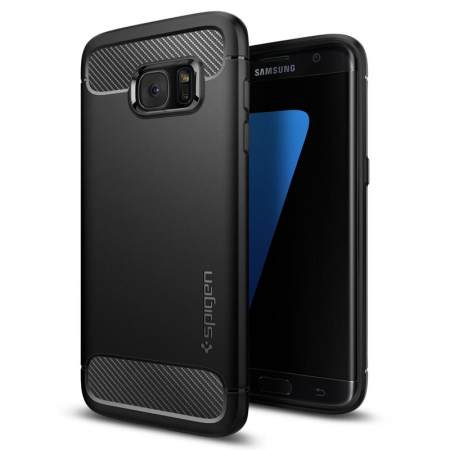Husa Spigen Rugged Armor Samsung Galaxy S7 Edge [0]