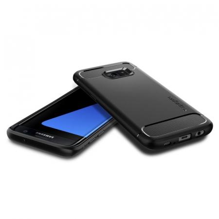 Husa Spigen Rugged Armor Samsung Galaxy S7 Edge [2]