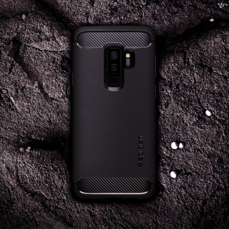 HUSA SPIGEN RUGGED ARMOR SAMSUNG S9 PLUS9