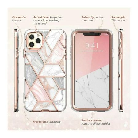 Husa Supcase Cosmo Iphone 11 Pro Marble1