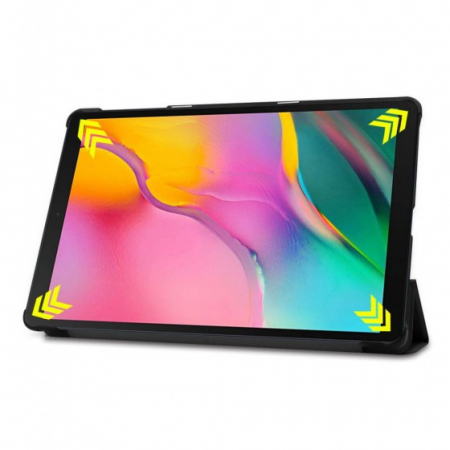 Husa Tech-Protect Smartcase Samsung Galaxy Tab A 10.1 2019 T510/T515 Sakura [3]