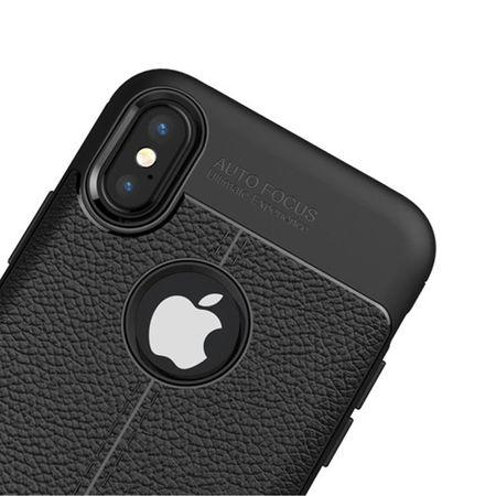 Husa Litchi TPU silicon IPhone X [4]