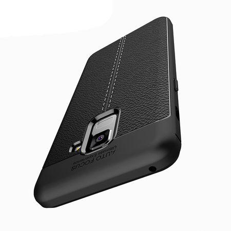 Husa Litchi TPU silicon Samsung Galaxy A530 A8 2018 [4]