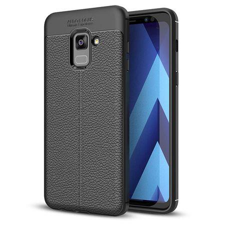Husa Litchi TPU silicon Samsung Galaxy A530 A8 2018 [3]