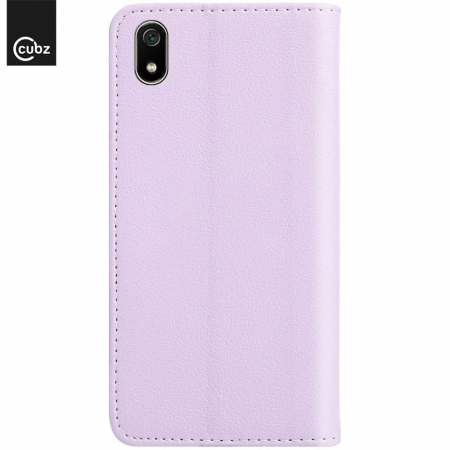 Husa Xiaomi Redmi 7A - Book Type Magnetic Leaves Pattern Pink CUBZ7