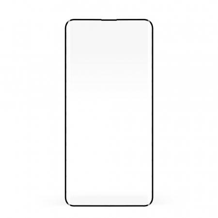 Folie 5D Mr. Monkey Samsung Galaxy S9 Plus full AB glue cu rama [5]