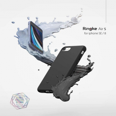 Carcasa Ringke Air S iPhone 7/8/SE (2020)0