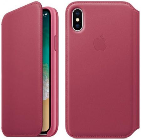Husa Apple Leather Case IPhone X/XS1