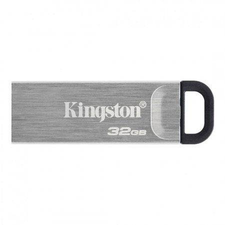 Stick memorie Kingston Data Traveler Kyson 32GB USB 3.2 metalic [0]