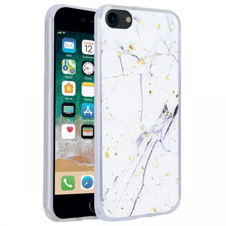 Husa Forcell Marble Huawei P40 Lite E/Y7P design 1 [1]